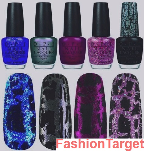 Новая коллекция лаков OPI Katy Perry Collection (black shatter, katy perry collection, last friday night, not like the movies, opi, teenage dream, the one that got away, кружевной маникюр, маникюр, новая коллекция лаков opi, Знаменитости, Красота)
