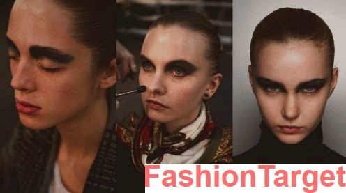 Madrid fashion week make up (fashion week, madrid, make up, Макияж)