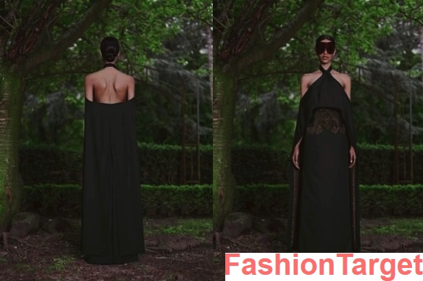 Paris Haute Couture Fashion Week: Givenchy осень-зима 2018-13 Couture (givenchy, мода, Париж, Рикардо Тиши, стиль, lookbook, Мода и стиль)